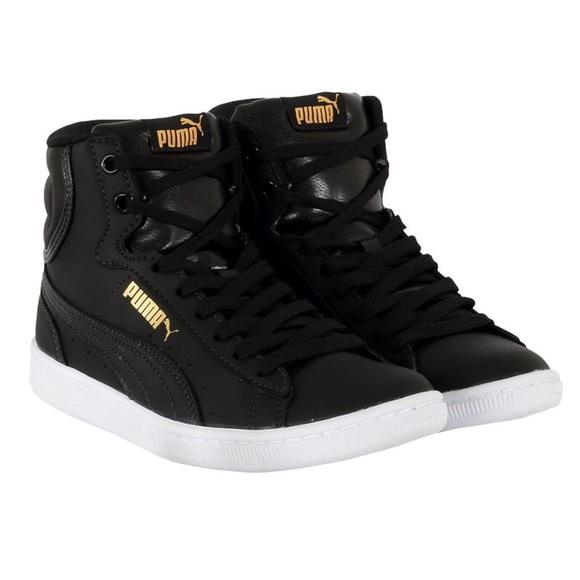 black puma high tops, OFF 70%,Best